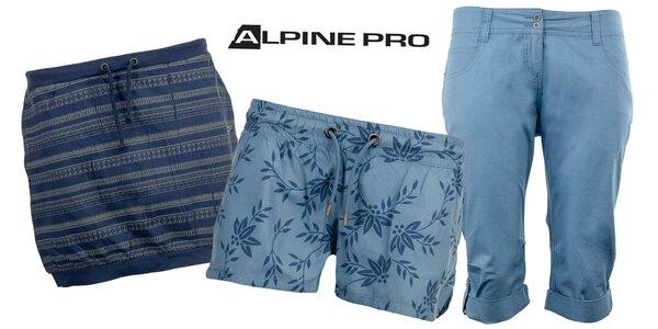 Dámske 3/4 nohavice, šortky a sukne Alpine Pro