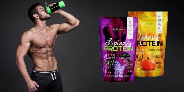 100 % prírodné proteíny s vysokým obsahom bielkovín