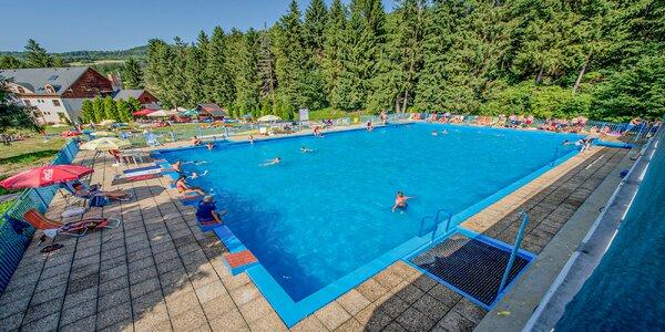 Relax s wellness a bazénom