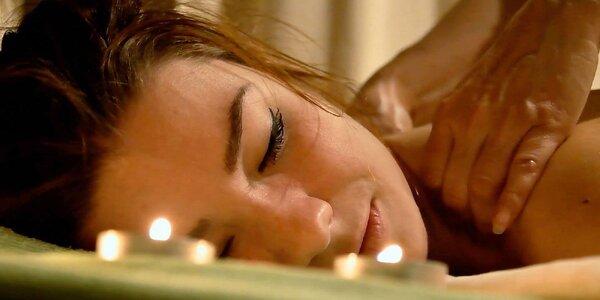 Doplňte si energiu thajskou masážou