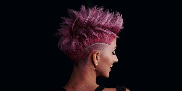 Strih, farbenie, brazílsky keratín či regenerácia vlasov