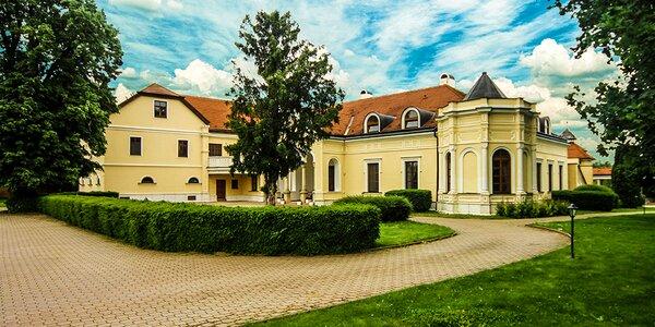 Romantický pobyt v Kaštieli Dezasse Jaslovské Bohunice****