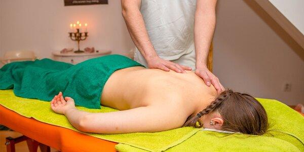 Ayurvédske masážne balíčky - aj pre páry