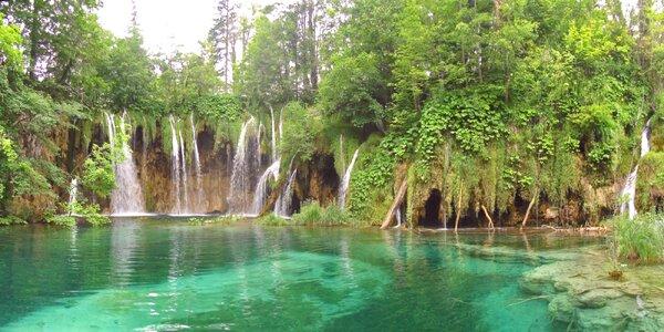 Rozprávkové Plitvické Jazerá: raj na Zemi, ktorý patrí do zoznamu UNESCO
