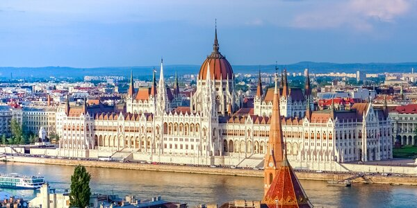 Prehliadka Budapešti a návšteva Tropicária