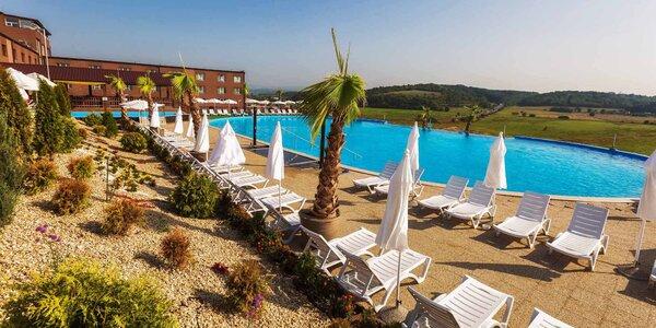 Exotické leto v Miraj Resort**** s morským kúpaliskom a wellness