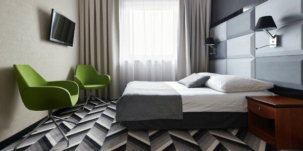 Oddychový pobyt v Apis Hoteli**** so spoznávaním mesta