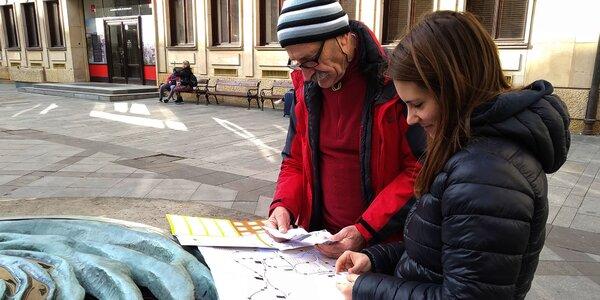 7miest - Bratislava (exteriérová hra pre rodiny s deťmi)
