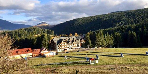 Apartmány na Donovaloch: ubytovanie pri lese s výhľadom na hory