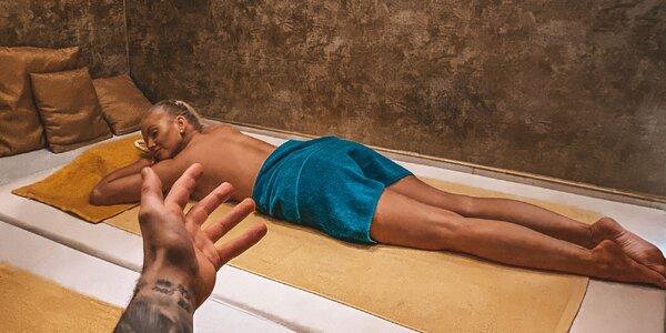 Romantická thajská olejová masáž pre páry - až do konca roka 2020