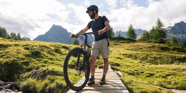 Pohodlné objavovanie Valčianskej doliny na e-bikoch