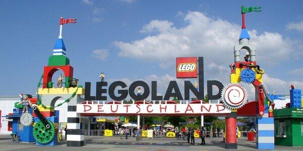 Návšteva Legolandu a zámku Neuschwanstein