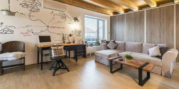 Komfortné apartmány s terasou v blízkosti lyžiarskych stredísk
