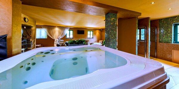 Romantický wellness pobyt v hoteli len na skok od Bratislavy