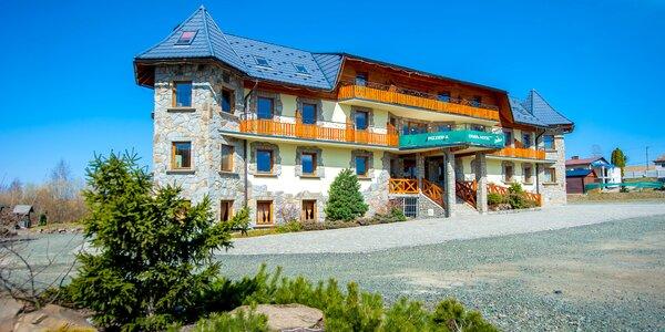 Relaxačný pobyt v Hoteli Orava so zľavami do aquaparkov