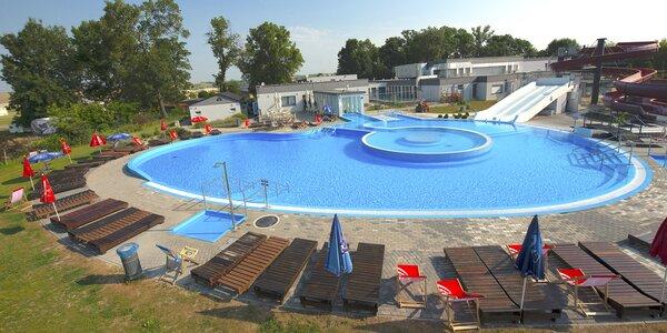 Jedinečná dovolenka s neobmedzeným vstupom do aquaparku na každý deň