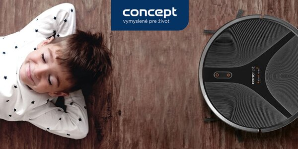 Robotický vysávač 2 v 1 VR2110 Concept RoboCross