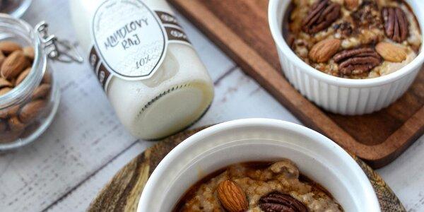 Balíčky plné zdravých a chutných potravín Nuttery