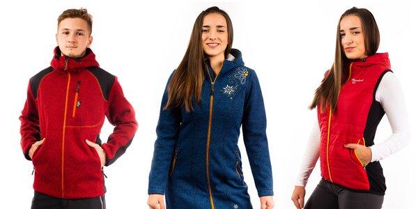 Dámske a pánske outdoorové oblečenie BENESPORT