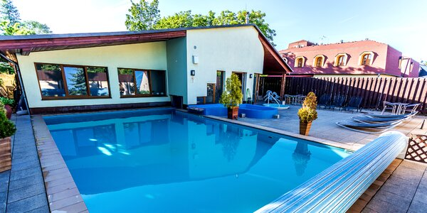Letný pobyt plný relaxu v Pieštanoch s polpenziou a wellness