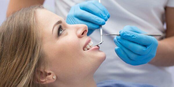 Dentálna hygiena vo White Dental Clinic