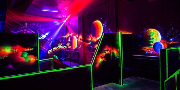 Laser Game novej generácie v X aréne Zvolen!