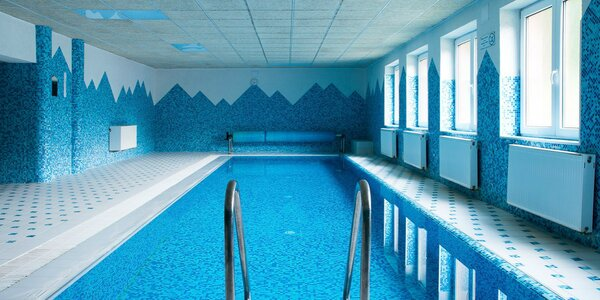 Pobyt v krásnej prírode Javorníkov s bazénom a wellness