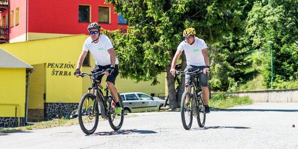 Požičajte si e-bike a spoznávajte Tatry pohodlne
