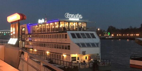 Romantický pobyt na Dunaji s kontinentálnymi raňajkami