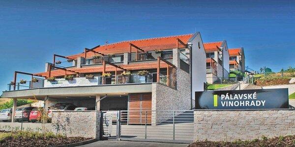 Luxusné apartmány v Pálave pre páry aj rodiny