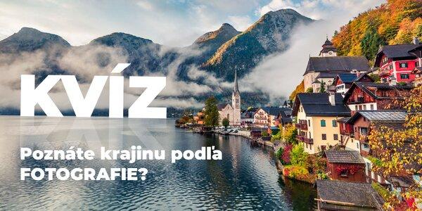 Kvíz: Poznáte krajinu podľa fotografie?