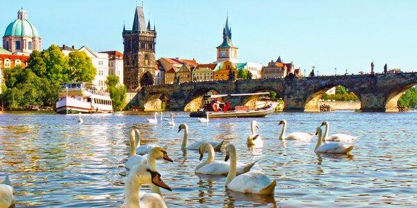Dvojdňový zájazd do Prahy: 4* hotel s raňajkami a wellness