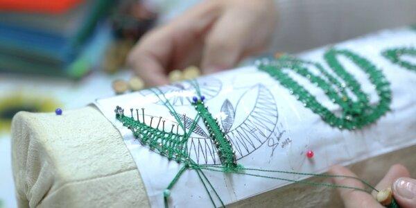 Cesta k tradíciám: Viete, ako vzniká romantická paličkovaná čipka?