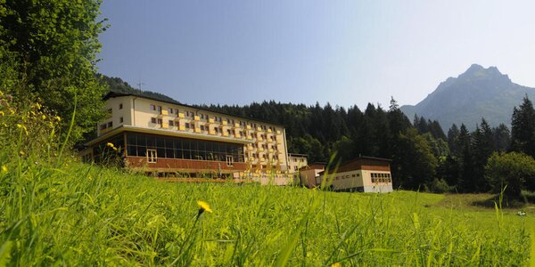Leto v Hoteli Boboty*** v Malej Fatre s 50% zľavou na lanovku na Chleb