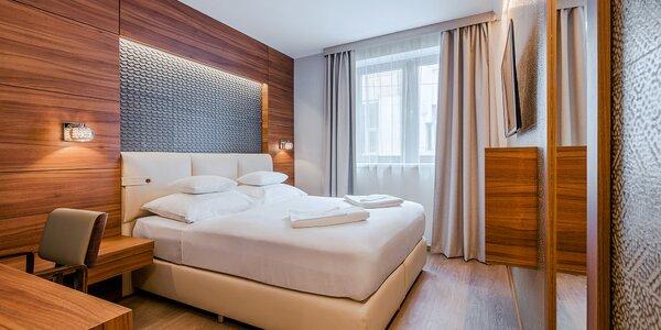 4* hotel v centre Budapešti: pobyt s raňajkami