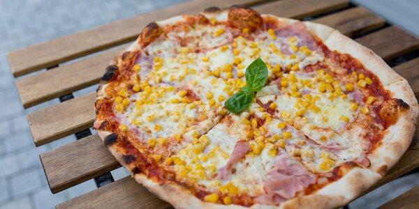 PIZZA TRUCK - celá pizza na donášku