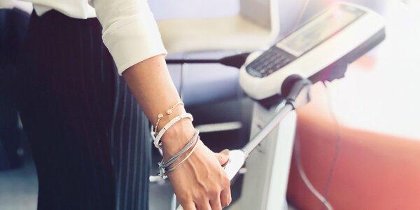 Prístrojová analýza zloženia tela v Relax Martin