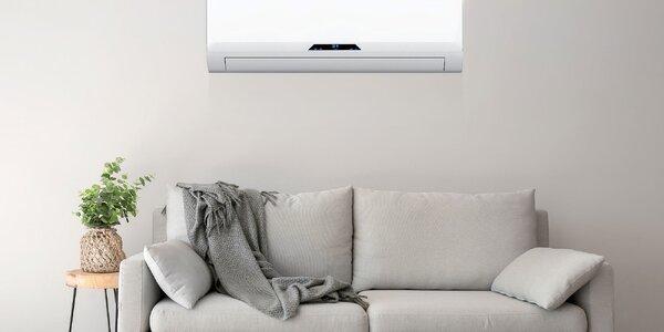 Profi klimatizácie Toshiba