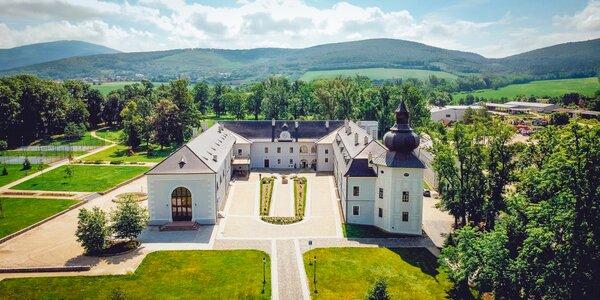 Romantický luxus v renesančnom kaštieli Château Appony****