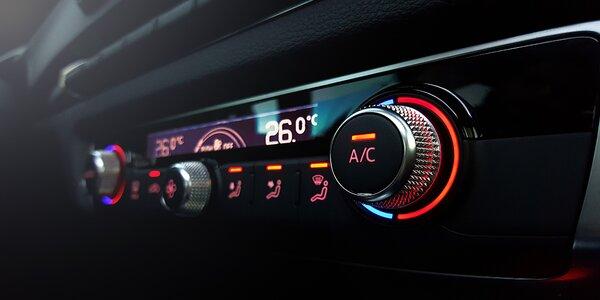 Kompletný servis klimatizácie vášho vozidla