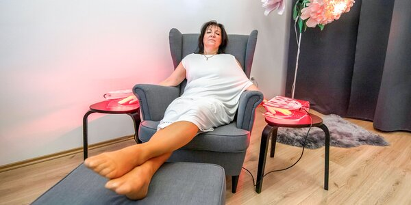 Liečba akné a omladenie pre ruky, tvár aj krk