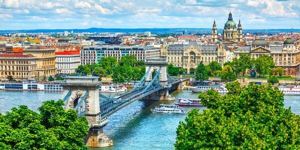 História, kúpele i lahodné víno. Objavte krásy Maďarska!