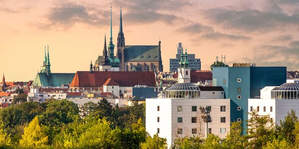 Pobyt s raňajkami v hoteli Voroněž 2*** v Brne