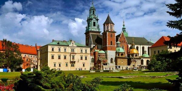 Pobyt v romantickom Krakove: pobyt pre dvoch aj s raňajkami