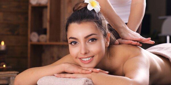 Doprajte si blahodarnú klasickú či liftingovú masáž