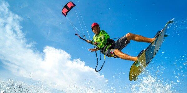 Individuálne alebo skupinové kurzy adrenalínového KITEBOARDINGU či LANDKITINGU!