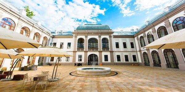Leto plné zážitkov v kaštieli Gino Park Palace****