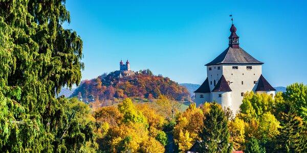 Čarokrásna Banská Štavnica: 2-dňový poznávací zájazd