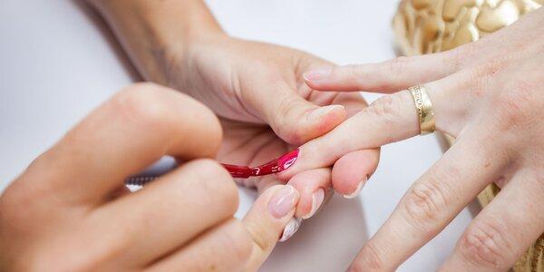 Japonská manikúra, gél lak či gélové nechty