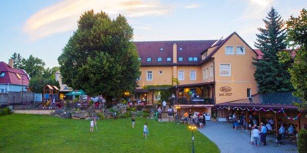 Letná dovolenka pre celú rodinu neďaleko Bojnického zámku